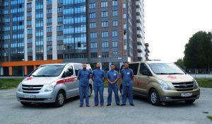 Перевозка лежачих больных в Екатеринбурге